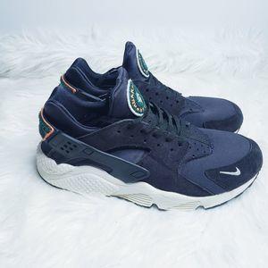 Nike Air Huarache Oil Grey sneaker
